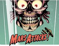 Mars Attacks ! - Vidéo