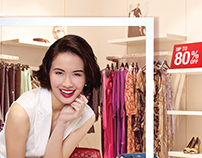 iMM Outlet Mall Campaigns 2016