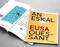 """Brochure """"An Eskal"""" - Eusa/Ouessant/Ushant"""