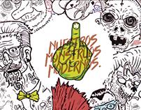 Monstruoso Fanzine | Engendros y Subculturas