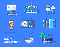 Icon Animation + Final Video