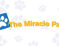 The Miracle Pad (Logo + Package design)