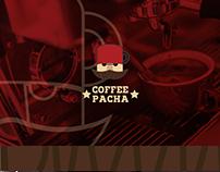 CoffeePacha | (FORSALE) - Brand Identity