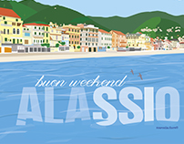 Alassio, buon week end