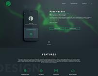 PassHacker Design