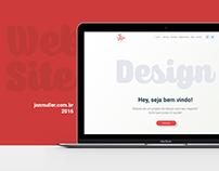 Jan Muller Design - Site 2016