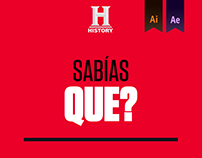 Vida Security - User Creative Solutions History Channel