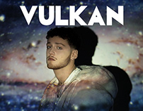 Bazzi for Vulkan Magazine Cover story
