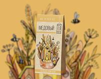 Tea House packaging