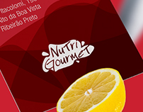 Identidade visual Nutri Gourmet