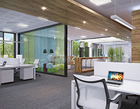 OFFICE DESIGN - open office