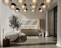 Lusso 120 Bathroom Design
