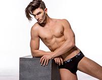 Underwear Series: Martin Atanasov by Juliana Soo