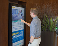 Touch Screen Kiosk Mini-Site
