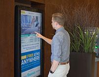 Touch Screen Kiosk Mini-Site