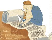 illustrations for Verslo žinios