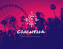 COACHELLA Rebranding Project