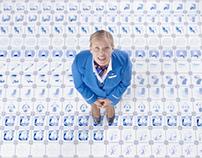 Making of KLM inflight Safety film