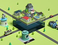 Smart Water Grid
