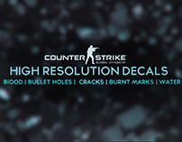 CSGO Remastered Decals Concept