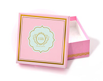 Packaging design for Al Sufrah Al Amera