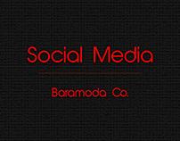 Baramoda Co. - Social Media Posts