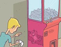 Arcade comic