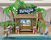 Paradise Juice Campain