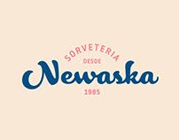 Sorveteria Newaska / Brand Identity