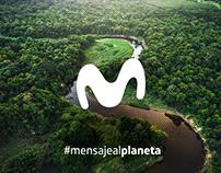 Movistar - Mensaje al planeta