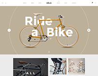 VELO Shopify - Bike Store Responsive Shopify Theme