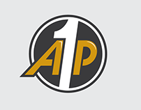 AP1 - Logo for Car Service and Supplies company.