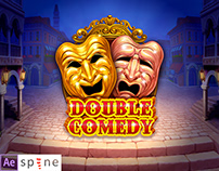 Double Comedy | Game Animation Pack
