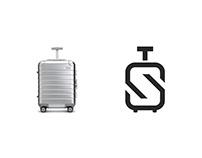 Travelslick Logo Design