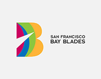 » SAN FRANCISCO BAY BLADES: Rebrand