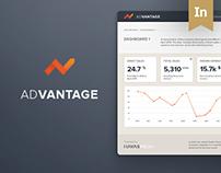 ADVANTAGE - DATA VISUALIZATION