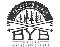 Backyard Bikes-Rebranding