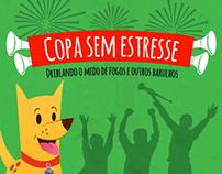 Cão Cidadão: Copa sem Estresse