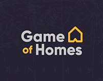 Game of homes _ UI|UX