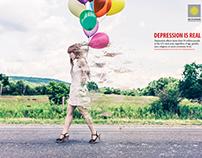 PSA poster - Depression