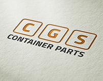 CGS Container Parts | Rebranding