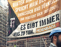 Autumn campaign for DIY store Hornbach
