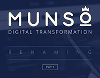 MUNSO-RENAMING