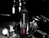 Zirkova vodka for export