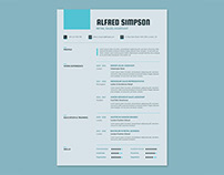Free Retail Sales Assistant Resume Template