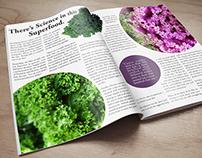 Organic Nutrition - Magazine