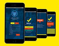 Muddmoon App UI Design