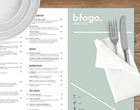 błogo. restaurant / rooms