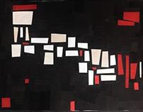 """Lia de Itamaracá"". Collage."