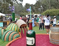 OUTSIDE LANDS MINI GOLF
